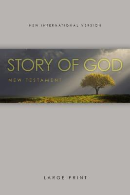 NIV the Story of God New Testament - Zondervan Publishing