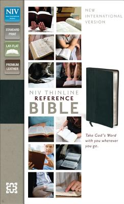 NIV Thinline Reference Bible - Zondervan Publishing