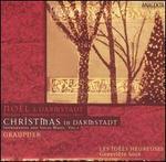 Noël à Darmstadt: Musique Instrumentale et Vocale, Vol. 3: Graupner
