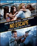 No Escape [Includes Digital Copy] [Blu-ray/DVD] [2 Discs]