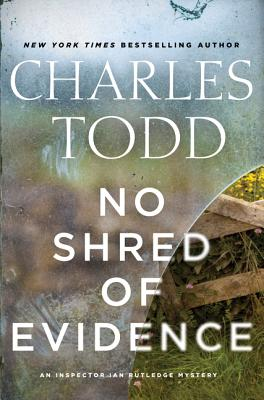 No Shred of Evidence - Todd, Charles