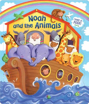 Noah and the Animals - Froeb, Lori C, and Corke, Estelle (Illustrator)
