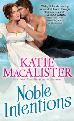 Noble Intentions - MacAlister, Katie