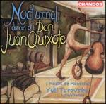 Nocturnal Dances of Don Juan Quixote