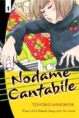 Nodame Cantabile 1 - Ninomiya, Tomoko