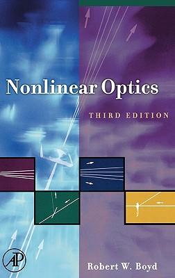 Nonlinear Optics - Boyd, Robert W