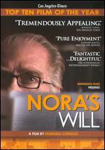 Nora's Will - Mariana Chenillo