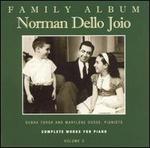 Norman Dello Joio: Family Album