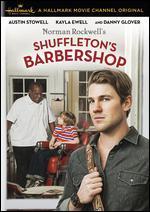 Norman Rockwell's Shuffleton's Barbershop - Mark Jean