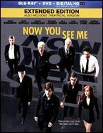 Now You See Me [2 Discs] [Blu-ray/DVD] [Includes Digital Copy]