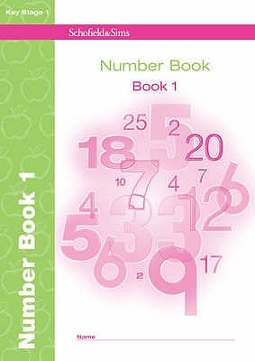 Number Book 1 - Parker, Andrew, and Stamford, Jane