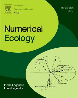 Numerical Ecology: Volume 24 - Legendre, Pierre, and Legendre, Louis F. J., Dr.