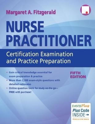 Nurse Practitioner Certification Examination and Practice Preparation - Fitzgerald, Margaret A, CSP, Faan