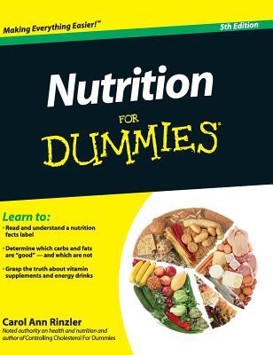 Nutrition for Dummies - Rinzler, Carol Ann