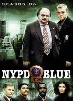 NYPD Blue: Season 06 [6 Discs]