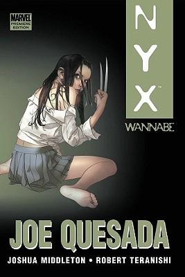Nyx: Wannabe - Middleton, Joshua
