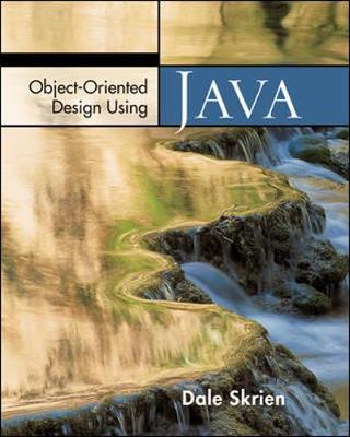 Object-Oriented Design Using Java - Skrien, Dale John
