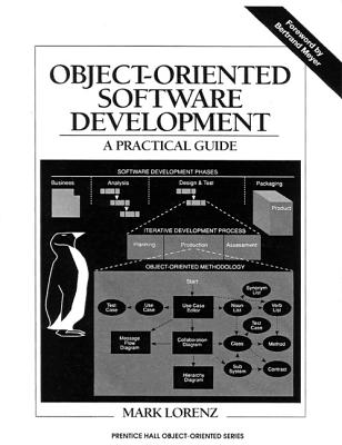 Object-Oriented Software Development - Lorenz, Mark