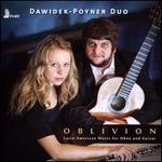 Oblivion: Latin American Music for Oboe and Guitar