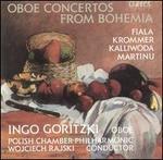 Oboe Concertos from Bohemia