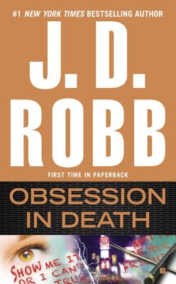 Obsession in Death - Robb, J D