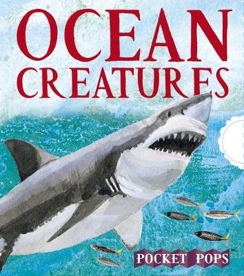 Ocean Creatures: A Pocket Pop-up - Young, Sarah
