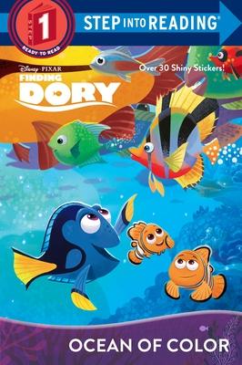 Ocean of Color (Disney/Pixar Finding Dory) - Scollon, Bill