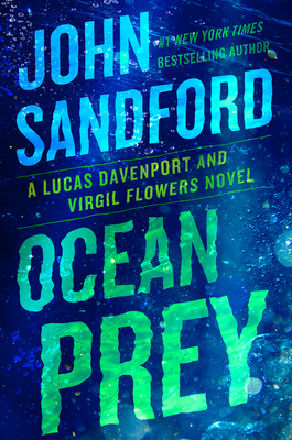 Ocean Prey - Sandford, John