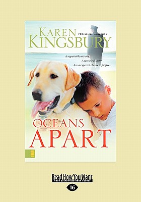 Oceans Apart (Large Print 16pt) - Kingsbury, Karen