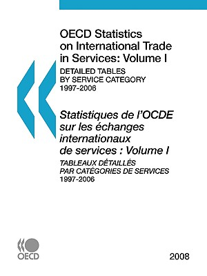 OECD Statistics on International Trade in Services 2008, Volume I, Detailed Tables by Service Category - Organization for Economic Cooperation and Development (OECD)