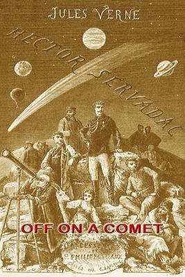 Off On A Comet - Verne, Jules