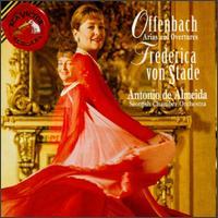 Offenbach: Arias and Overtures - Frederica Von Stade (mezzo-soprano); Scottish Chamber Orchestra; Antonio de Almeida (conductor)