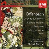 Offenbach: Extraits from Orphée aux enfers, La Belle Hélène, La Périchole & La Vie Parisienne - Gabriel Bacquier (vocals); Jean-Christophe Benoit (vocals); Jean-Philippe LaFont (vocals); Jessye Norman (vocals);...