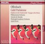 Offenbach: Gaite Parisienne; Orpheus in the Underworld; Voyage to the Moon