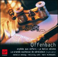 Offenbach Highlights - Alain Gabriel (vocals); Eric Huchet (vocals); Etienne Lescroart (vocals); Felicity Lott (vocals); Franck Leguerinel (vocals);...