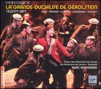 Offenbach: La Grande-Duchesse de Gérolstein - Alain Gabriel (vocals); Aurélia Legay (vocals); Blandine Staskiewicz (vocals); Boris Grappe (vocals);...