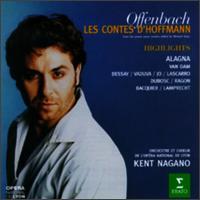 Offenbach: Les Contes D'Hoffmann [Highlights] - Benoit Boutet (tenor); Catherine Dubosc (soprano); Christophe Lacassagne (baritone); Doris Lamprecht (mezzo-soprano);...
