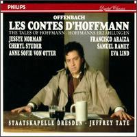 Offenbach: Les Contes d'Hoffmann - Anne Sofie von Otter (vocals); Boris Martinovich (vocals); Cheryl Studer (vocals); Eva Lind (soprano);...
