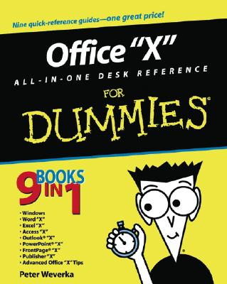 Office 2003 All-In-One Desk Reference for Dummies - Weverka, Peter