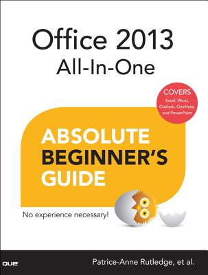 Office 2013 All-In-One - Rutledge, Patrice-Anne