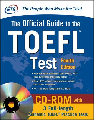 Official Guide to the TOEFL Test , 4th Edition - Educational Testing Service