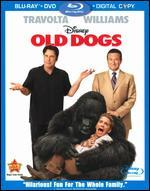 Old Dogs [3 Discs] [Includes Digital Copy] [Blu-ray/DVD]