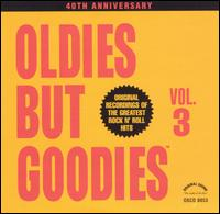 Oldies but Goodies, Vol. 3 [CD] - Various Artists