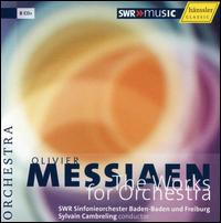 Olivier Messiaen: The Works for Orchestra - Florent Boffard (piano); Gunhild Ott (flute); Horst Friedel (vibraphone); Jochen Schorer (xylorimba);...