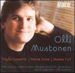 Olli Mustonen: Triple Concerto; Petite Suite; Nonets Nos. 1 & 2