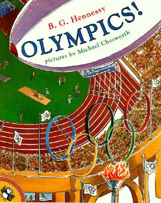 Olympics! - Hennessy, B G