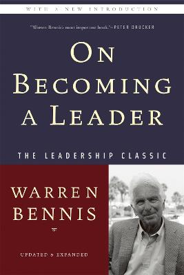On Becoming a Leader - Bennis, Warren