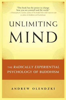 On Becoming the Dharma: The Radically Experiential Psychology of Buddhism - Olendzki, Andrew