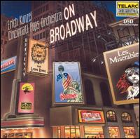 On Broadway - Julie Spangler (piano); Timothy Berens (guitar); Cincinnati Pops Orchestra; Erich Kunzel (conductor)
