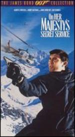 On Her Majesty's Secret Service [Blu-ray]